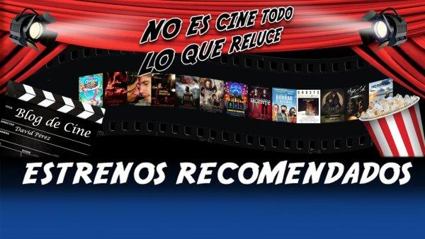 Vídeo avance y recomendación de la semana: 14 de mayo de 2021