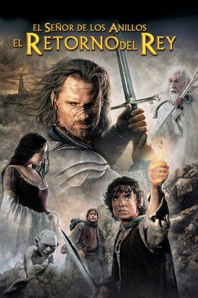 """Pósters de la película """"El señor de los anillos: El retorno del rey"""""""