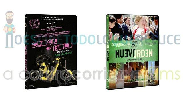 Lanzamientos de junio en DVD y Blu-ray de A Contracorriente Films