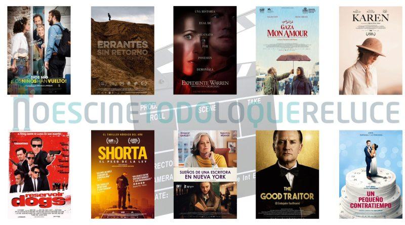 Estrenos de cine la semana: 4 de junio de 2021