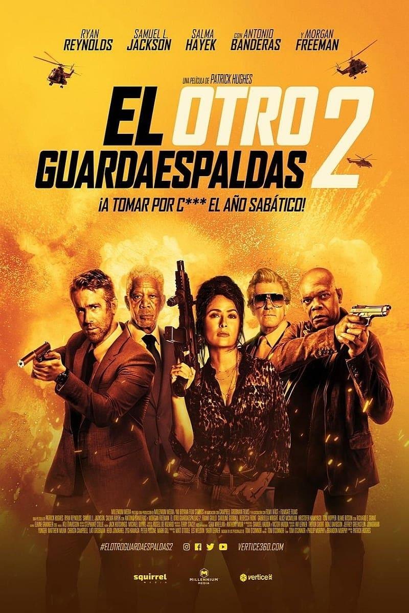 """Pósters de la película """"El otro guardaespaldas 2"""""""