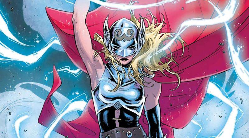 Thor: Love and Thunder presenta el aspecto de Jane como Mighty Thor