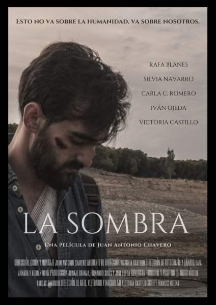 """Pósters de la película """"La sombra"""""""