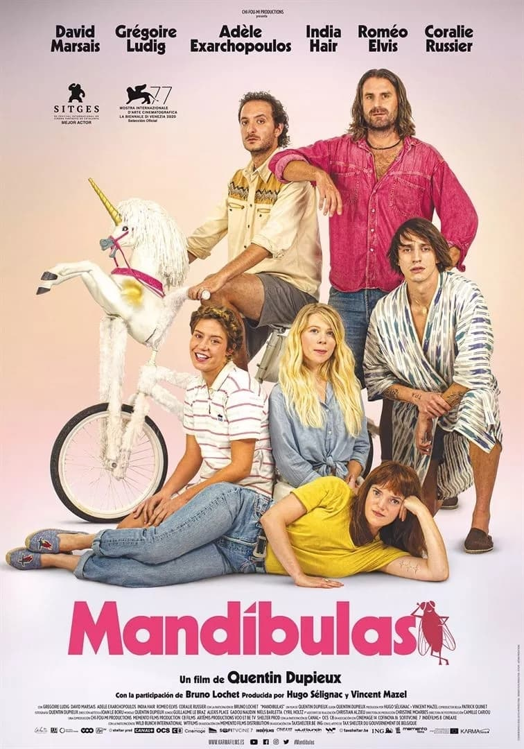"Pósters de la película ""Mandíbulas"""