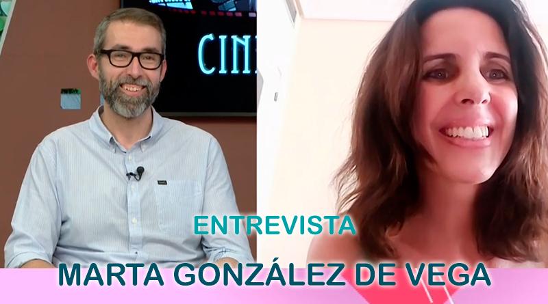 Entrevista a Marta González de Vega, guionista y actriz de '¡A todo tren! Destino Asturias'