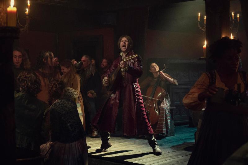 Descarga la primera imagen de Jaskier en la segunda temporada de The Witcher: