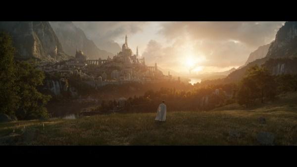 Primera imagen de la serie El Señor de los Anillos que ya tiene fecha de estreno