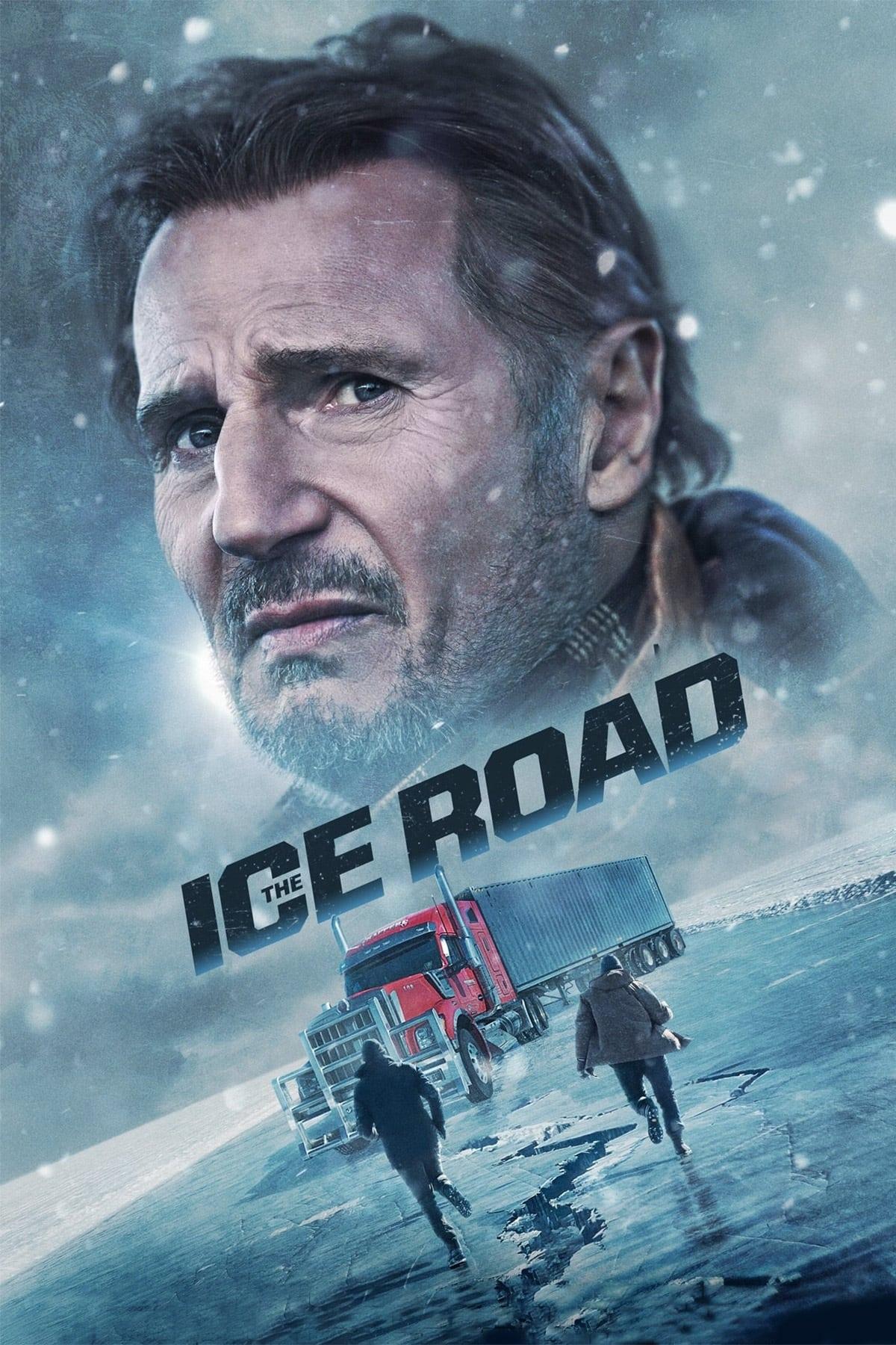 """Pósters de la película """"Ice Road"""""""