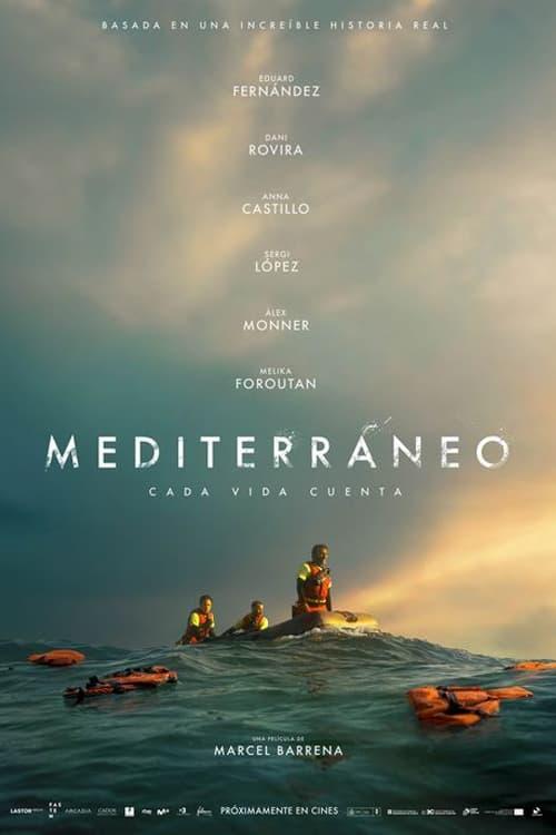 """Pósters de la película """"Mediterráneo"""""""