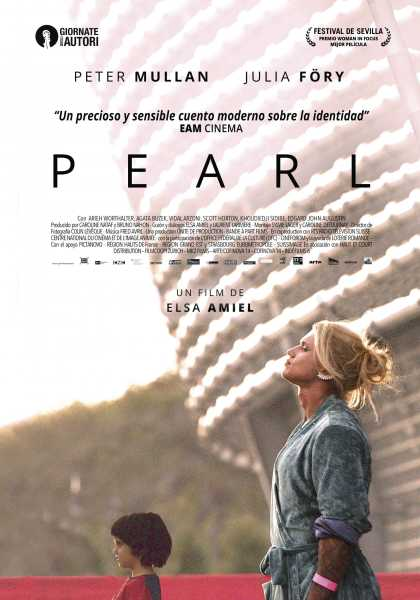 "Pósters de la película ""Pearl"""