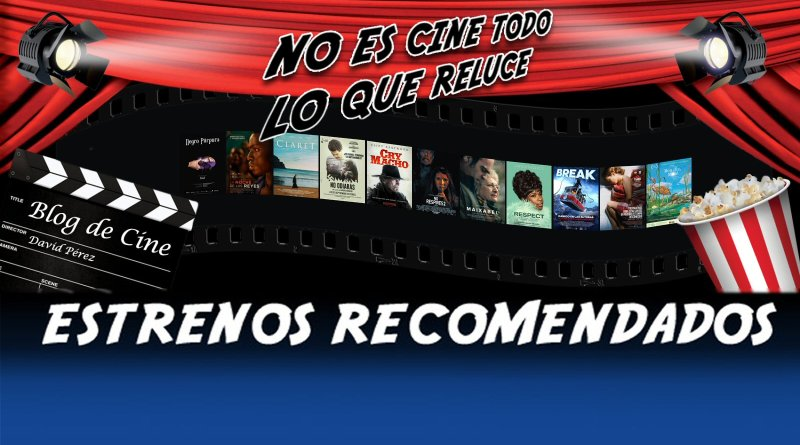Vídeo avance y recomendación de la semana: 24 de septiembre de 2021