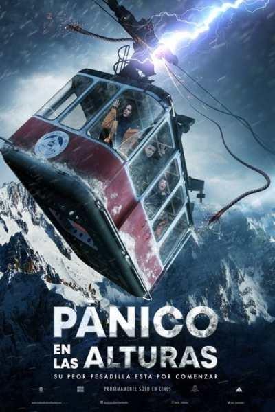 """Pósters de la película """"Pánico en las alturas"""""""