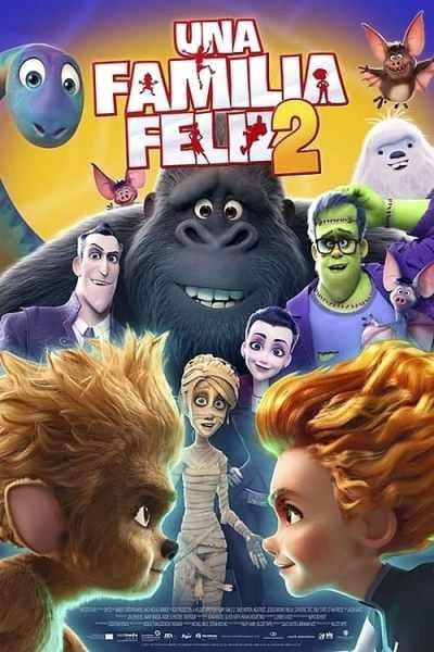 """Pósters de la película """"Una familia feliz 2"""""""