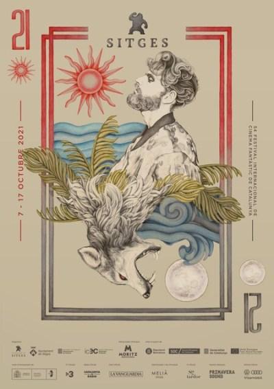 Sitges 2021 - Poster