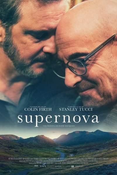 """Pósters de la película """"Supernova"""""""