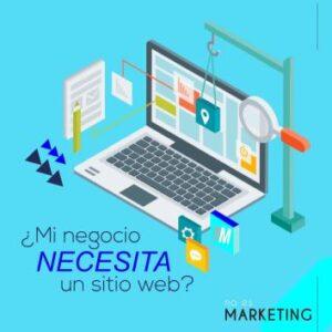 ¿Mi negocio necesita página web? Agencia de Marketing Digital en Cancún