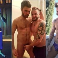 Gay Porn NOW | David Avila vive el eurodrama, Adrian Dimas irá a un reality, Sergio Mutty se la jala con un colega, la polla alien y amor con mucha leche para San Valentín