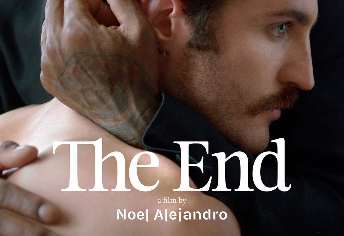 The End con Pierre Emö y Bishop Black un film de Noel Alejandro