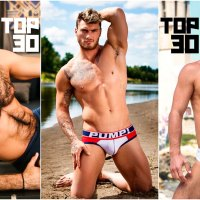 TOP 30 Actores Porno Gay 2019
