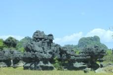 Beautiful shape of rocks 2