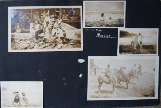John W. Newdigate's album - the same picture as Herbie North's in top left corner