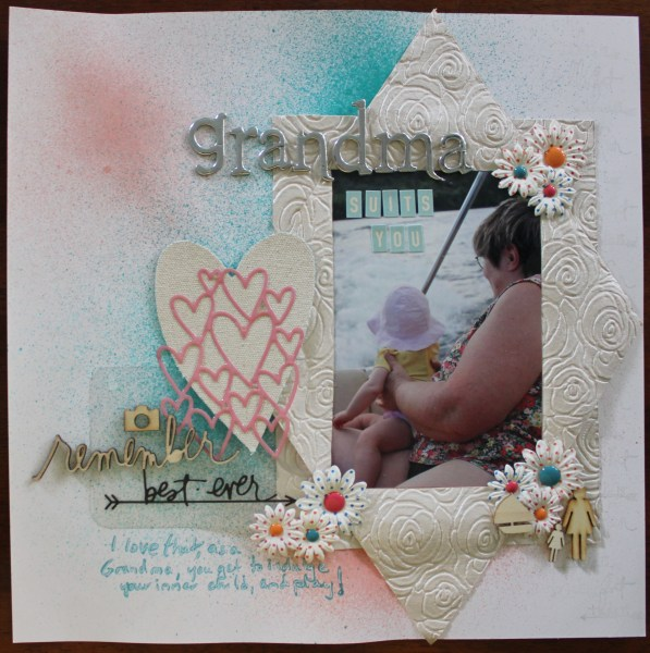 grandma suits you || noexcusescrapbooking.com