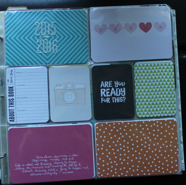 PL album 2 || noexcusescrapbooking.com