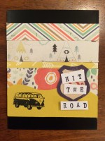 hit the road ||noexcusescrapbooking.com