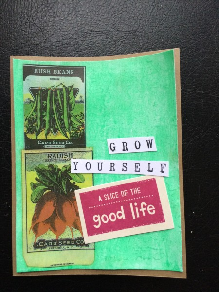 grow yourself || noexcusescrapbooking.com