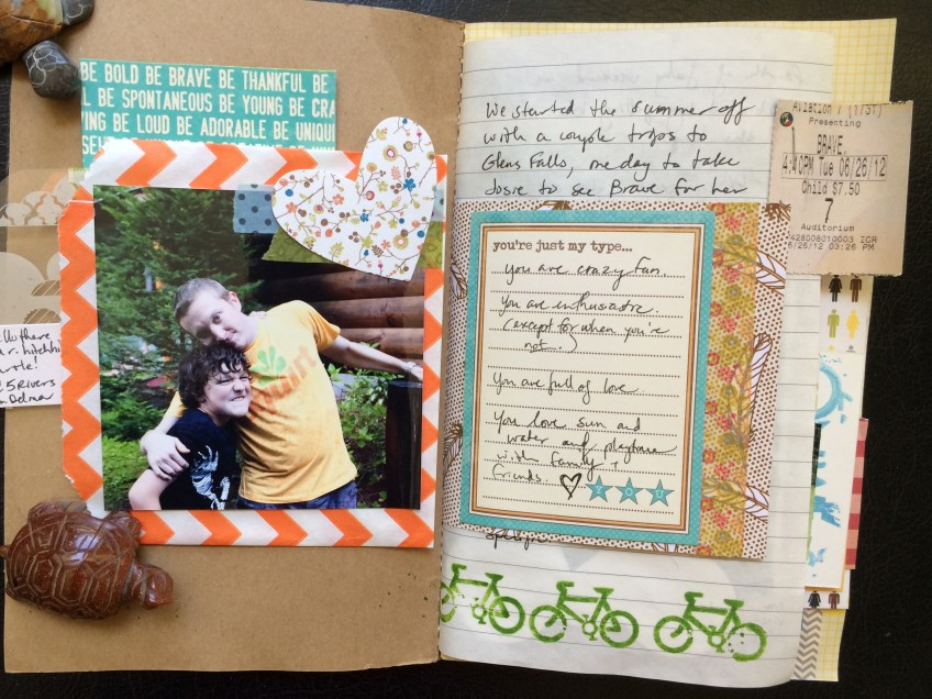 page 2 daybook ||noexcusescrapbooking.com