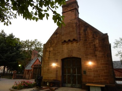 Pump house and gallery