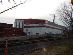 Gas Co Generation plant
