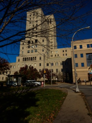 Allegheny General Hospital - this is where I was born.