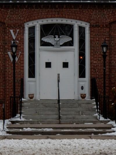 VFW Entrance