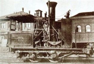 You could write about historic trains.
