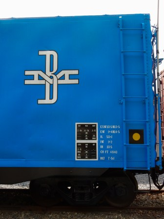 Boston and Main boxcar