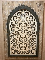 Another decorative door / wall hanging