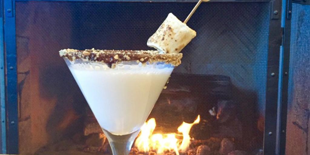 S'Moretini Cocktail