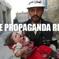 "'White Helmets': New Breed of Mercenaries and Propagandists, Disguised as 'Humanitarians' in Syria: ""A Child is Pretty Much Murdered Under the Camera Lights"" ~ Maria Zakharova"