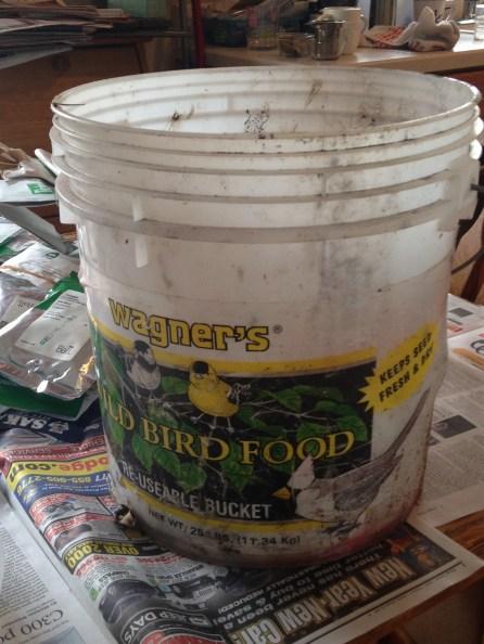 Container to Mix Soil NoFarmNeeded
