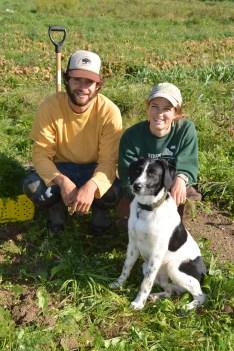 Taylor Hutchison & Jake Mendell: Footprint Farm