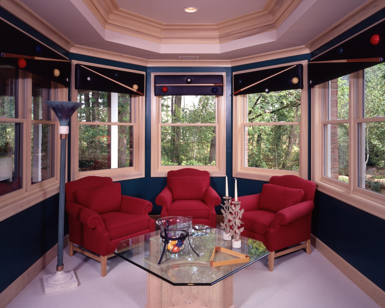 window treatments  No Fear Decorating