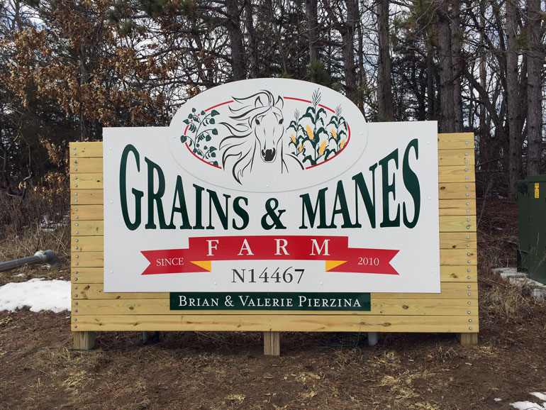 Grains & Manes Farm