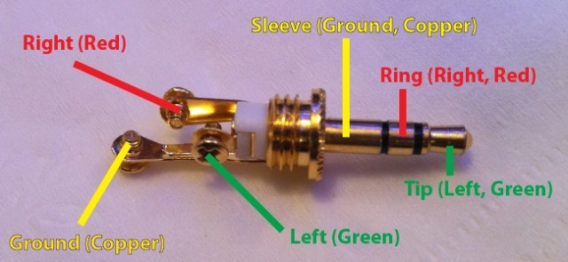 Input Jack Wiring 1 Circuit Diagrams