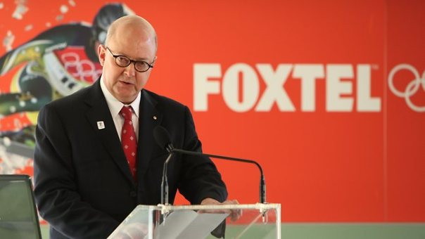 Kim Williams, ex Foxtel and now CEO News Limited.