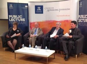 Media reform panel