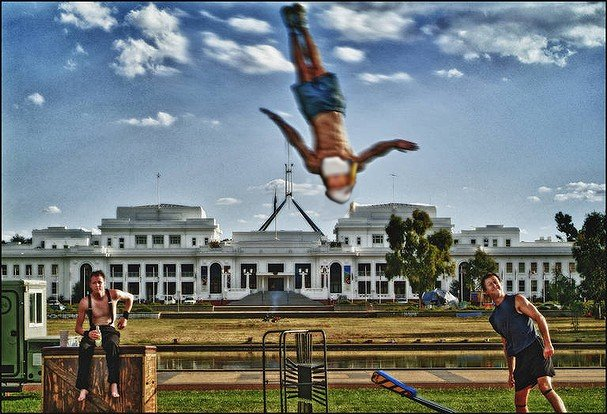 Canberra Circus Act