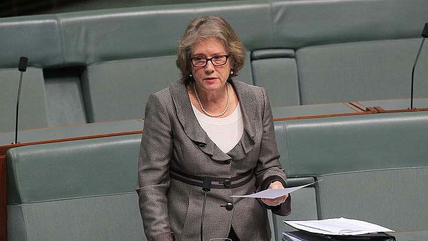 A lonely but principled voice in Parliament