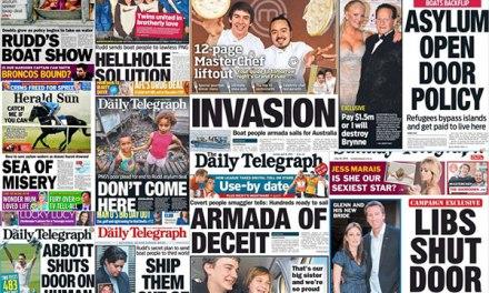 Tomorrow when the war began: Australia's 'national emergency'