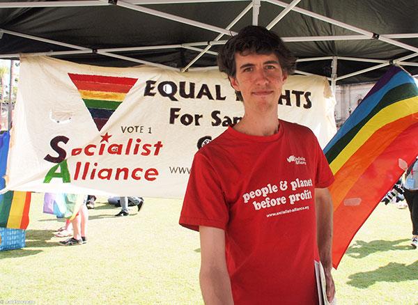 Liam-Flenady---Socialist-Alliance